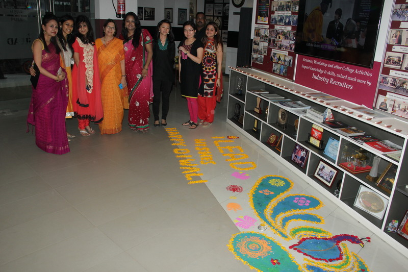Rangoli Making Competition