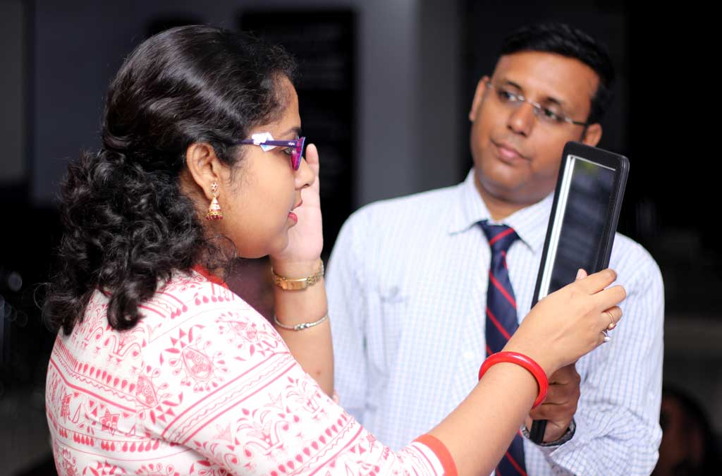 Employee Eye Check-Up Camp