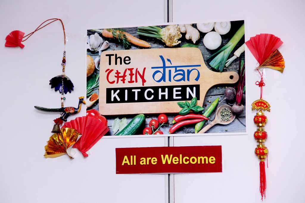 The Chindian Kitchen