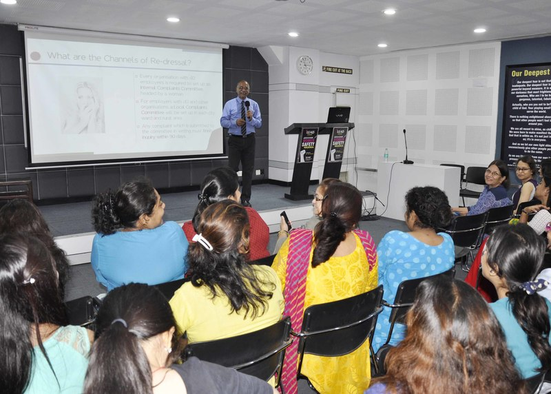 Women Safety Workshop for iLEAD Employees
