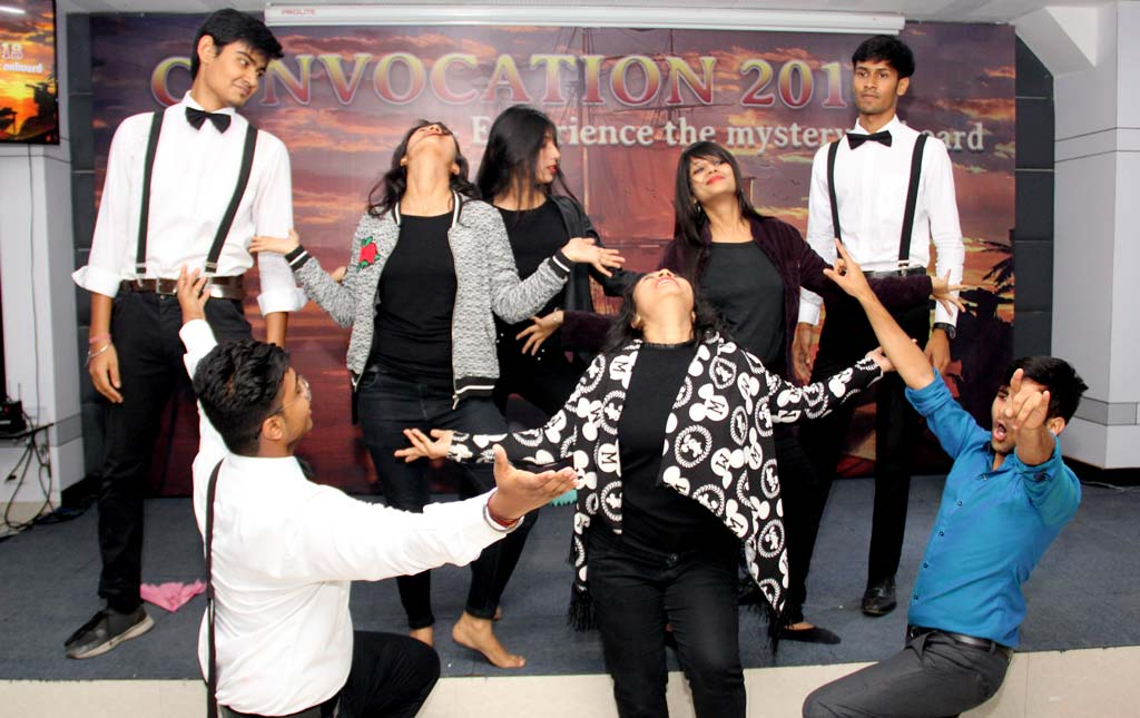 iLEAD Convocation 2018- Experience the Mystery Onboard