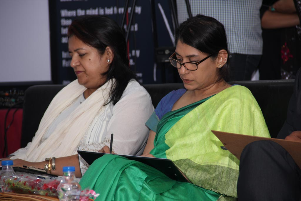 Ms. Ananya Bhatacharya and Ms. Kasturi Bhattacharya