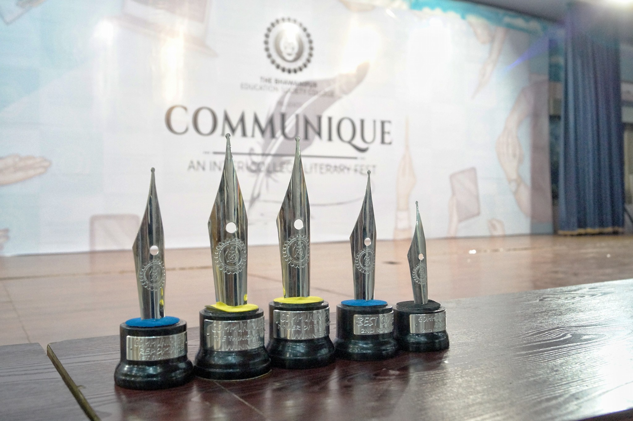 Prizes Won by iLEADERS in BESC Communique 2017