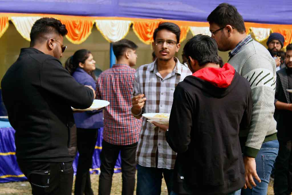 Food at Annual Picnic 2019