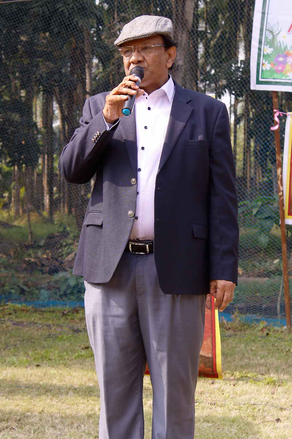 Mr. Pradip Chopra at Annual Picnic 2019