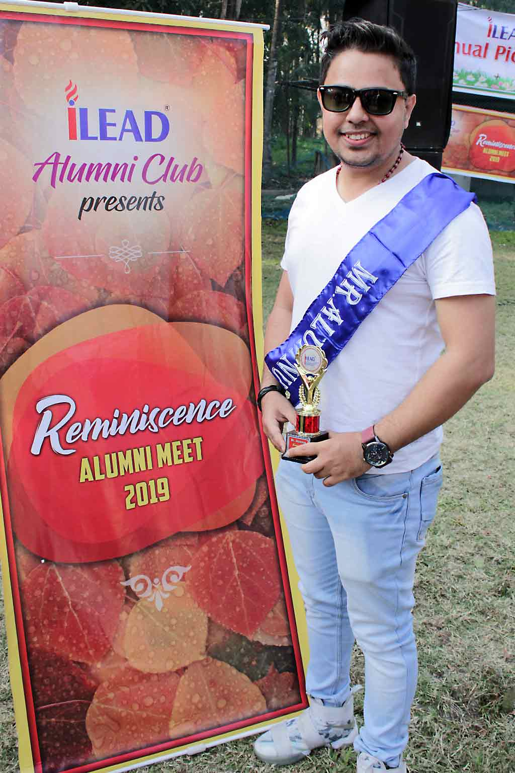Mr. Alumni - Reminiscence Alumni Meet 2019