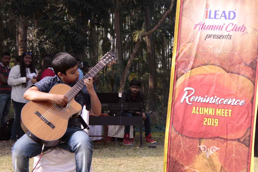 Music - Reminiscence Alumni Meet 2019