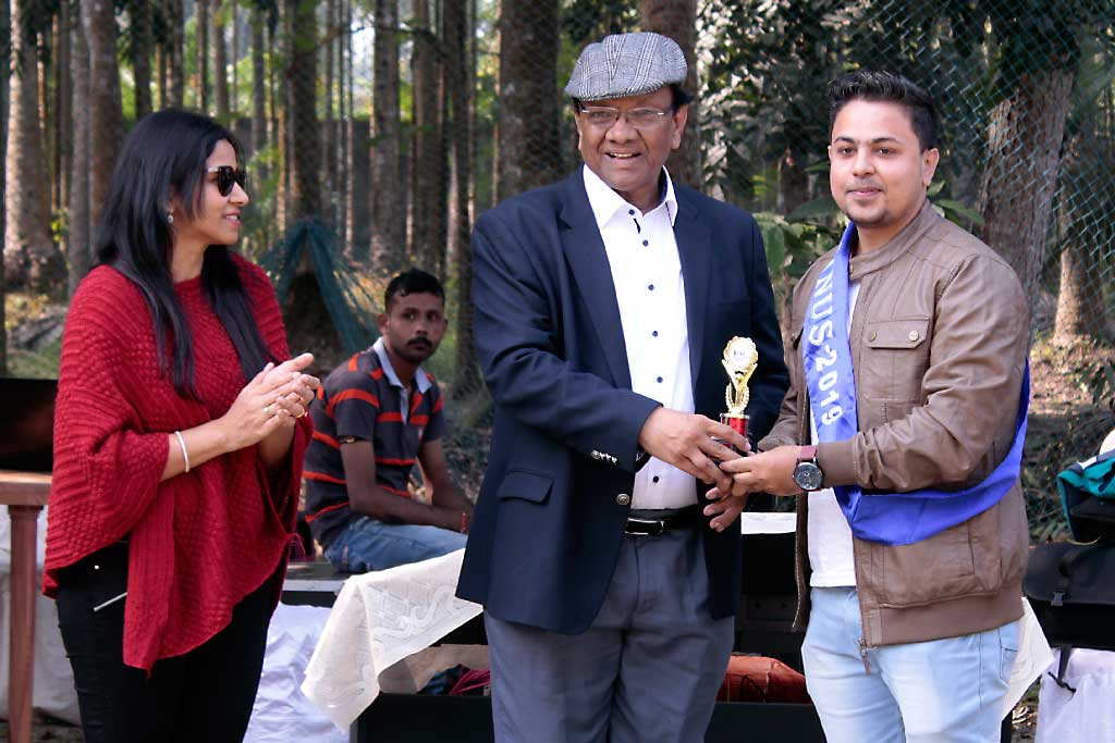 Awards - Reminiscence Alumni Meet 2019