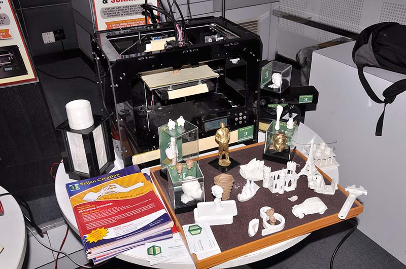 3D Printers and Scanners Workshop