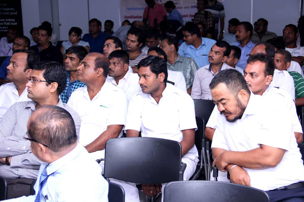 Workshop on Taxi Drivers