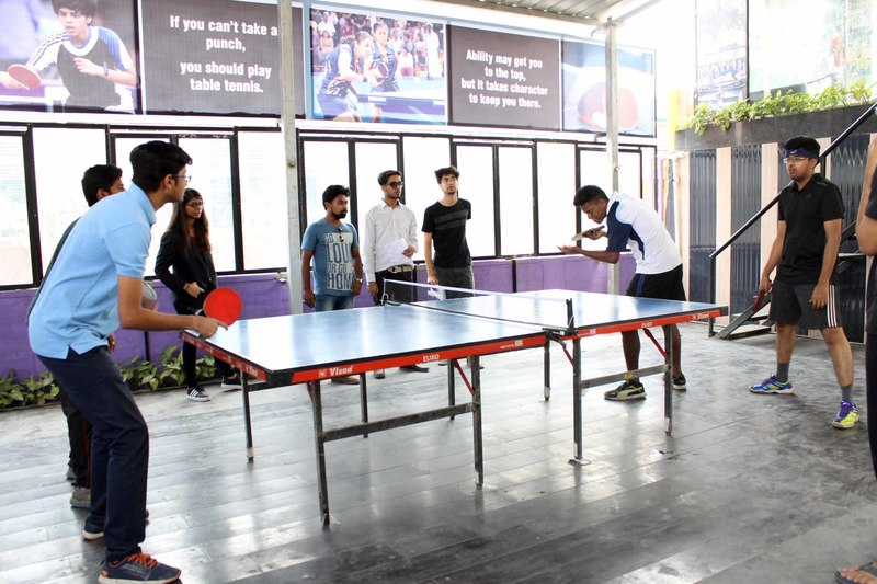 Table Tennis at iLEAD