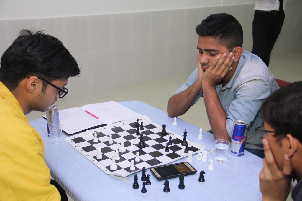 Inter College Chess Competition