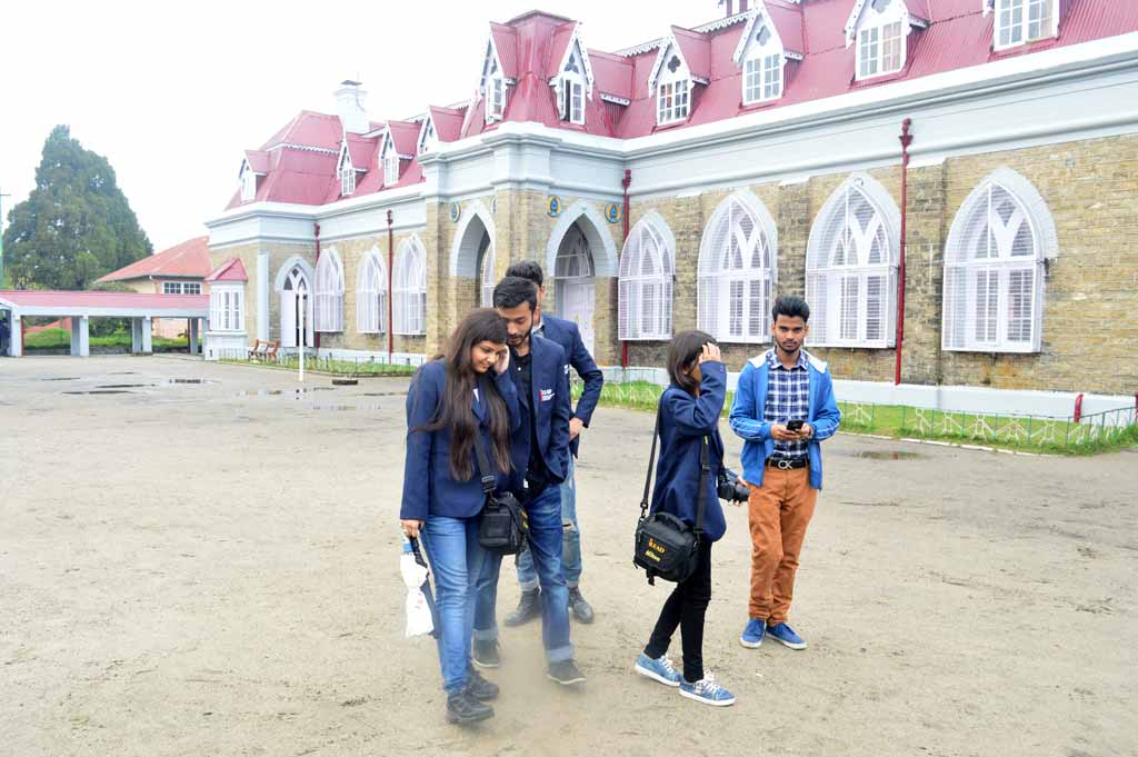 BSc and BBA Semester 4 Students Trip to Darjeeling