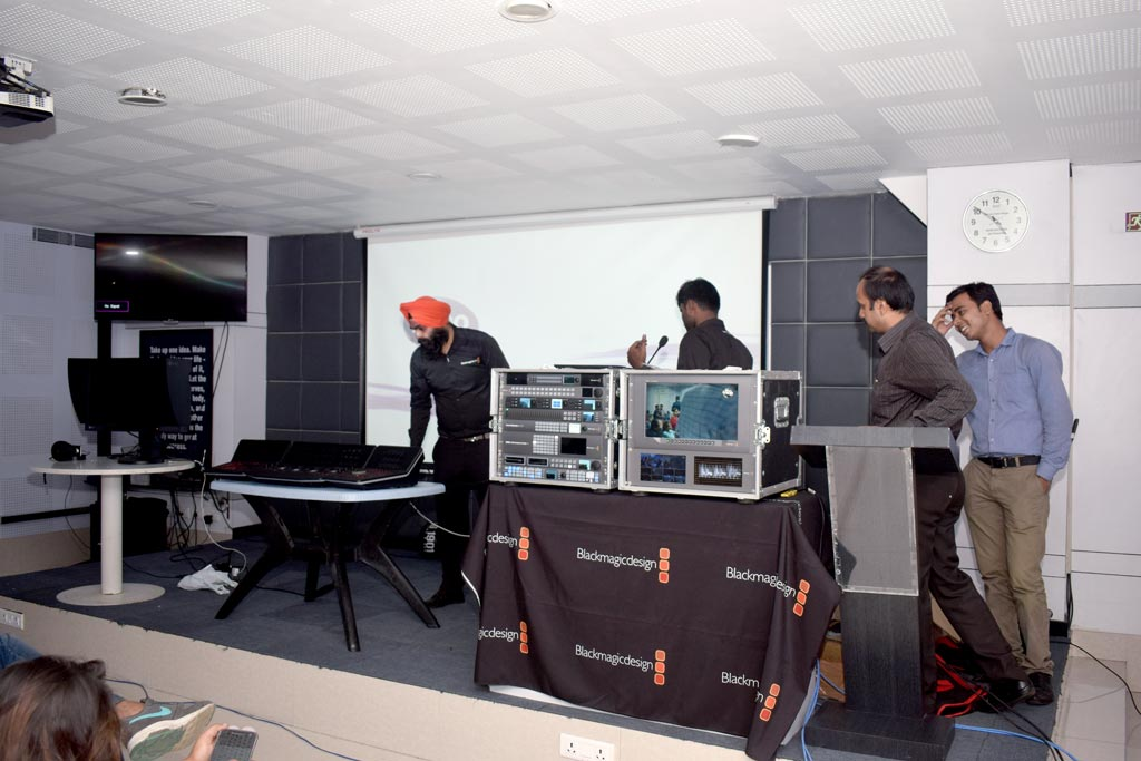 Workshop on creative video technology products