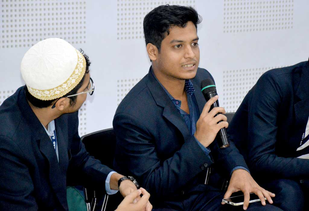 Dangal - Inter College Hindi Debate Competition