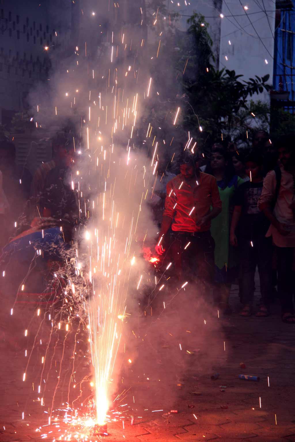 fire crackers at iLEAD