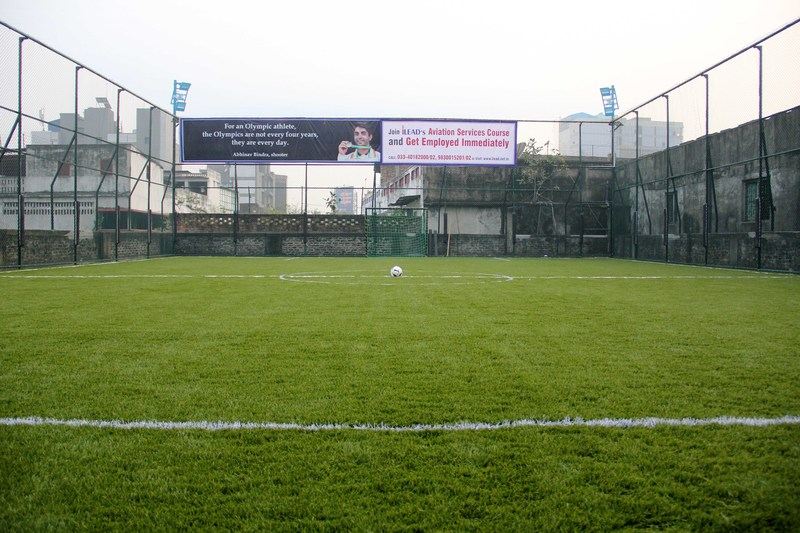 Inaugural Futsal tournament at iLEAD New Campus