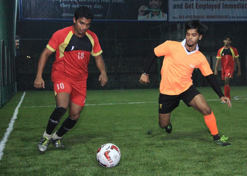 Inaugural Futsal tournament at iLEAD