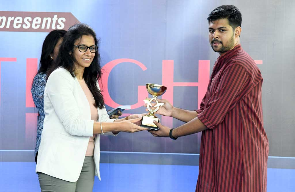 Intra College Cultural Competition - Spotlight