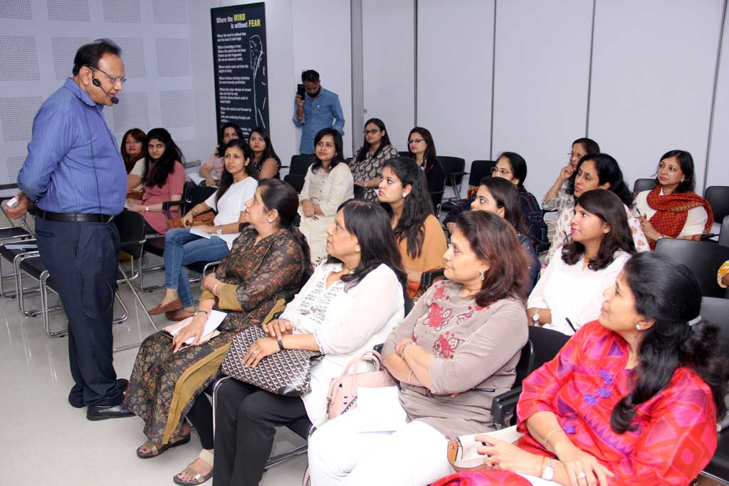 CREDAI Bengal Womens Wing Workshop