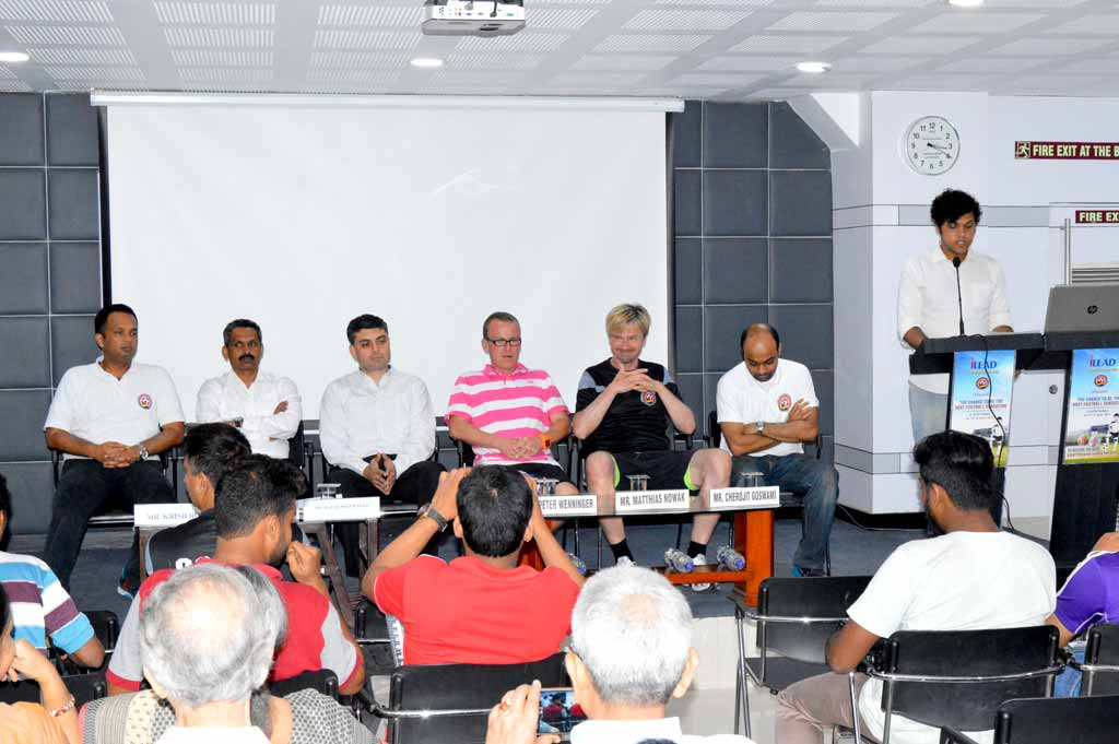 Football Conclave by German Football Academy and iLEAD