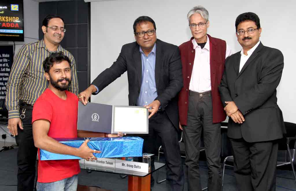 Arijit Paul Won the Photography Contest