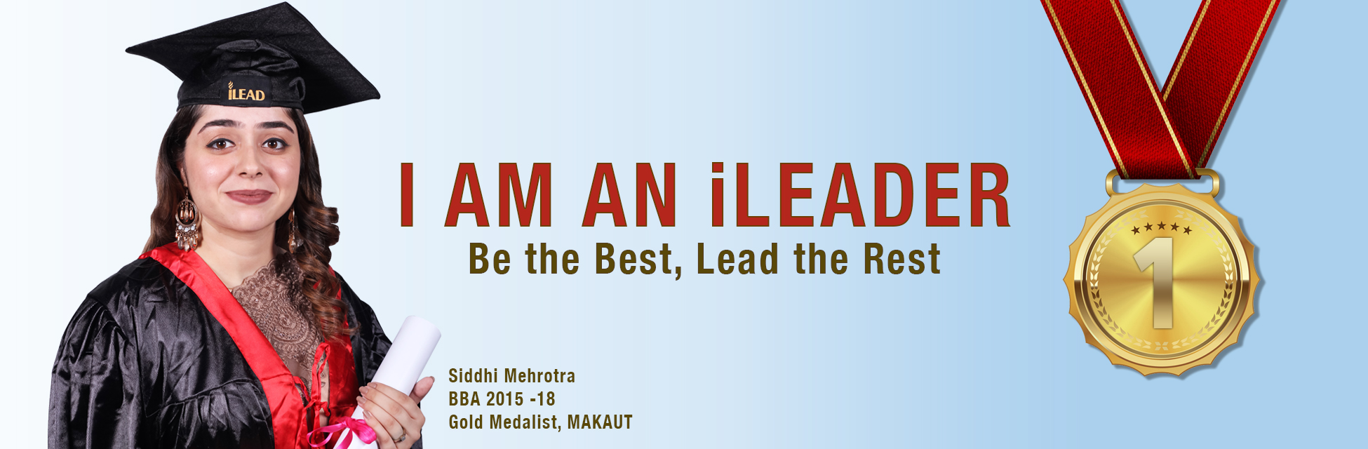 Be The Best, Lead The Rest